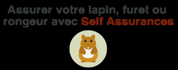 assurance lapin rongeur furet self assurances