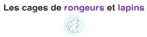 cage rongeur lapin