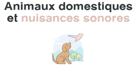 chien nuisance sonore