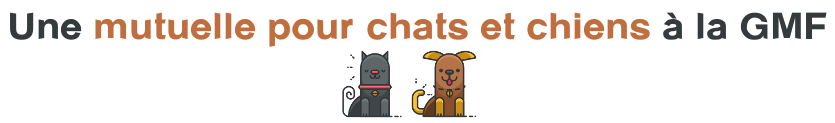 mutuelle chiens chats gmf