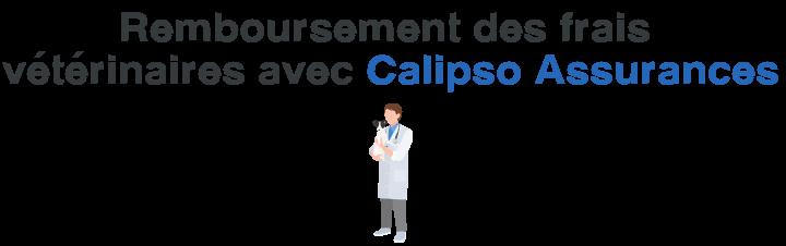remboursement frais veterinaire calipso assurances